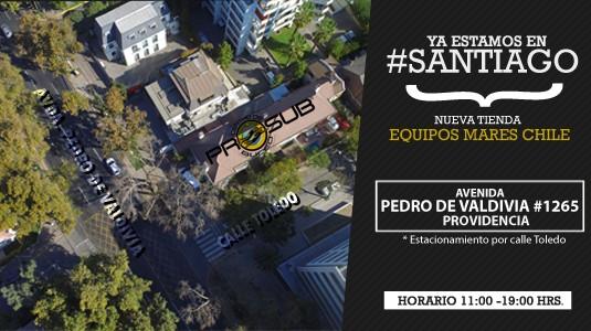 Nueva Tienda Santiago