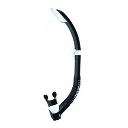Snorkel Rebel Splash Negro-Blanco