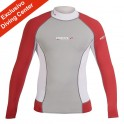 Rash Guard TRILASTIC L-SLEEVE DC